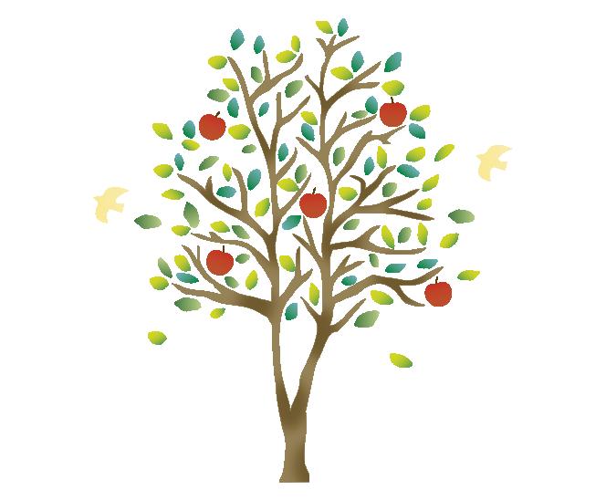 安心りんごの木